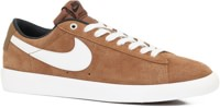 Nike SB Blazer Low GT Skate Shoes - ale brown/sail/black