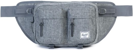Herschel Supply Eighteen Hip Pack - raven crosshatch - view large