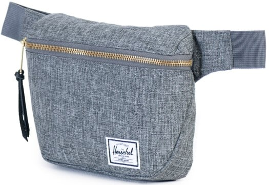 Herschel Supply Fifteen Hip Pack - raven crosshatch - view large
