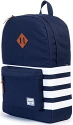 Herschel Supply Heritage Backpack - peacoat offset
