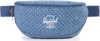 Herschel Supply Sixteen Hip Pack - limoges crosshatch/white polka dot