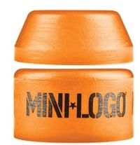 Mini Logo Medium Skate Bushings (1 Truck) - orange