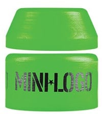 Mini Logo Soft Skate Bushings (1 Truck) - green