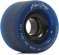 Blood Orange Morgan Pro Longboard Wheels - 60 navy/smoke core (84a)