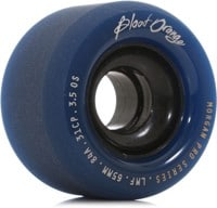 Blood Orange Morgan Pro Longboard Wheels - midnight navy (84a)