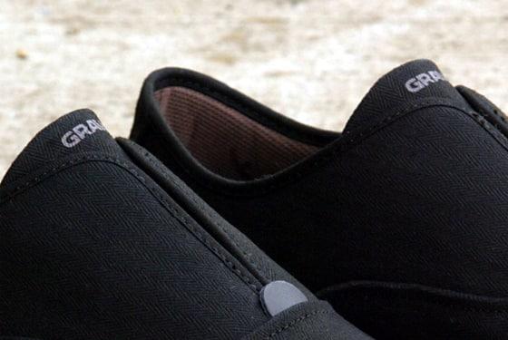 Gravis Dylan Slip On Skate Shoes