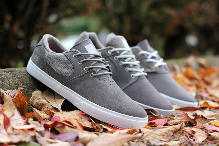fe7bbf277e éS Skateboarding Nordic Grey Pack Coming 10 31
