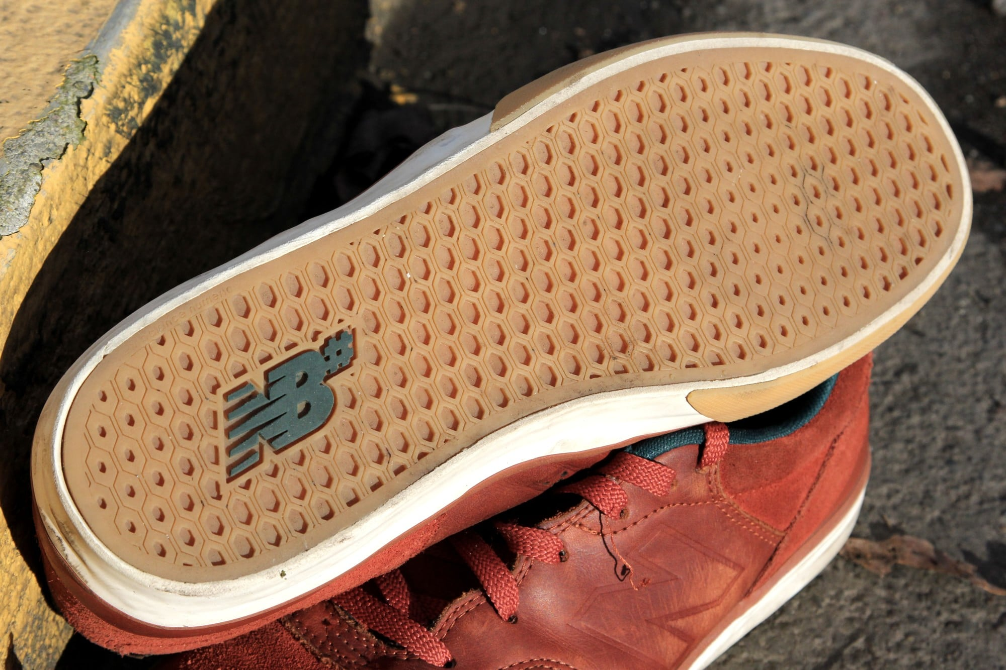 eefd97365889f New Balance Arto 358 Skate Shoes Wear Test Review | Tactics