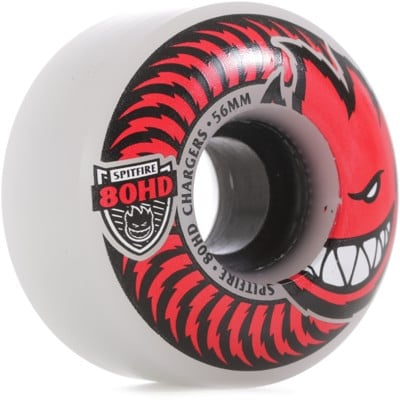 Spitfire 80HD Chargers Classic Skateboard Wheels - clear (80d) - view large