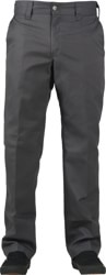 Dickies Industrial Slim Straight Work Pants - charcoal