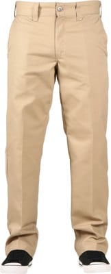 Dickies Industrial Slim Straight Work Pants - desert sand - view large