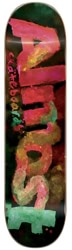 Almost Blotchy 8.0 Skateboard Deck - black
