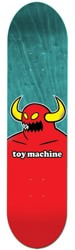 Toy Machine Monster 8.125 Skateboard Deck - teal
