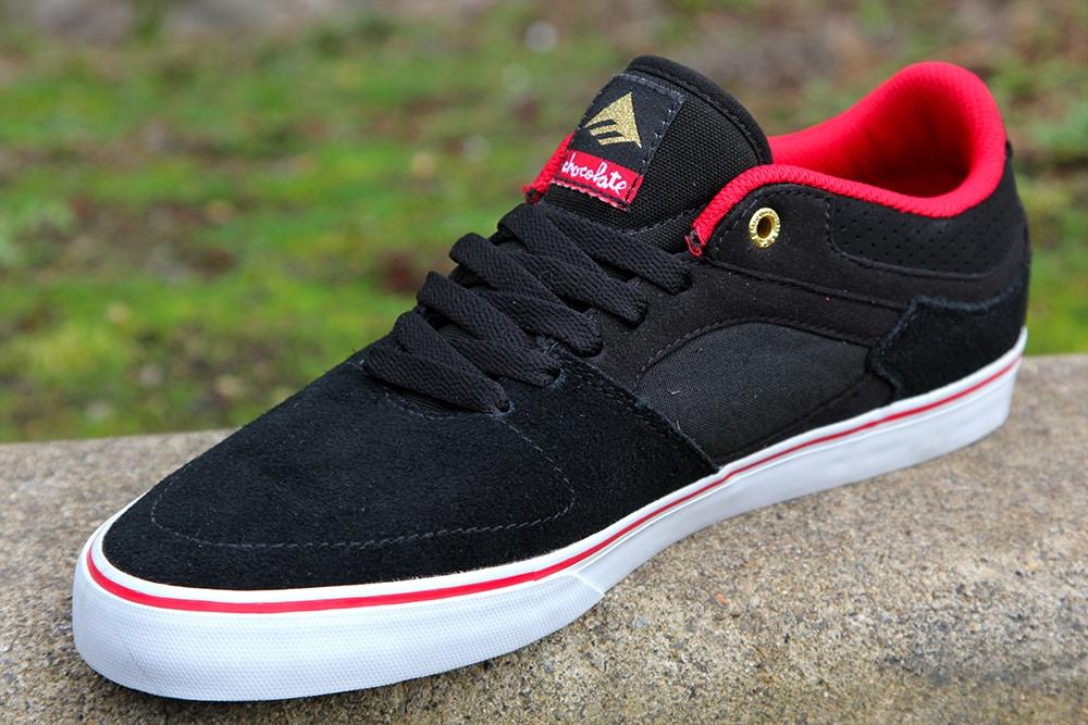 Emerica x Chocolate Hsu G6 & Low Vulc Skate Shoes | Tactics