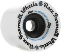 Sector 9 Race Formula 71mm Longboard Wheels - white (75a)