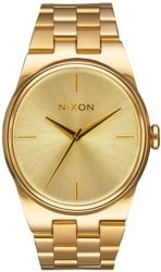 Nixon Idol Watch - all gold