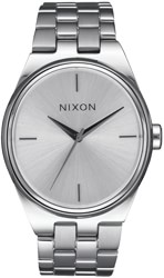 Nixon Idol Watch - all silver