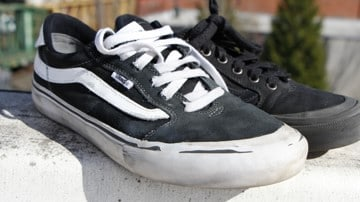 Vans Style 112 Skate Shoes Wear Test Review