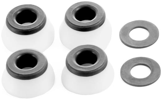 Bones HardCore Hard Skate Bushings (2 Truck Set) - white - view large
