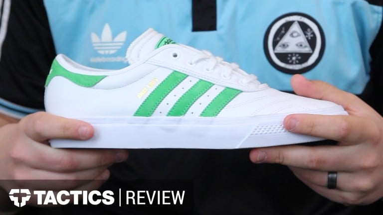 Adidas Adi Ease Premiere Away Days Skate Shoes Review | Tactics