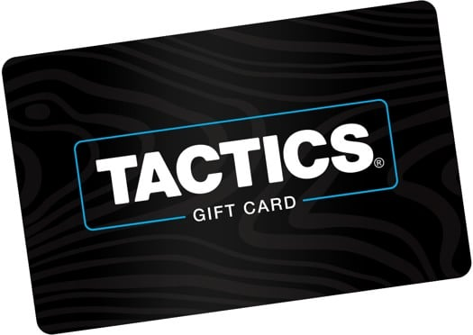 Tactics Email Gift Certificate - view large