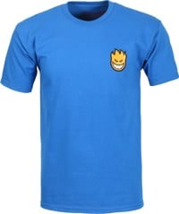 Spitfire Lil Bighead Fill T-Shirt - royal/orange