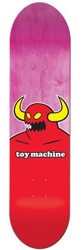 Toy Machine Monster 8.5 Skateboard Deck - pink