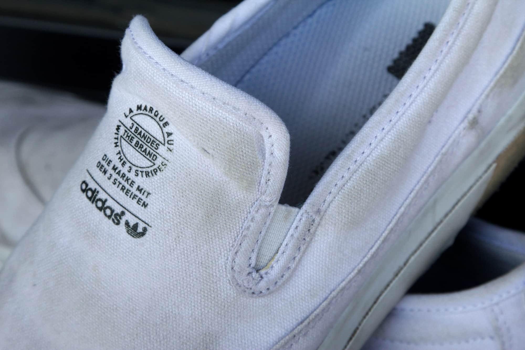 adidas matchcourt wear test