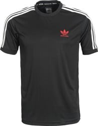 Adidas Clima Club Jersey Shirt - black/white