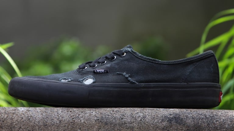 6638909f711 Vans Authentic Pro Skate Shoes Wear Test Review