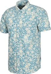 Patagonia Go To S/S Shirt - free lei: catalyst blue