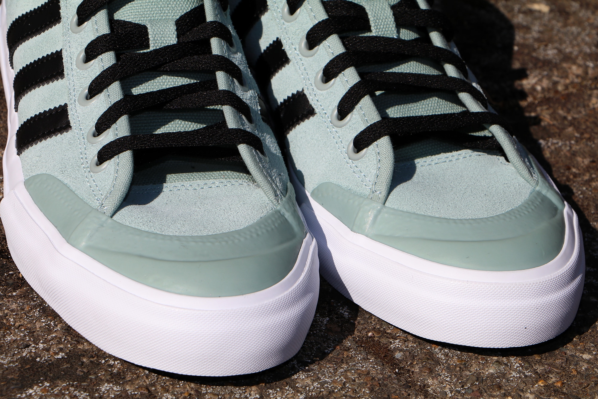 Shop Adidas x Welcome Matchcourt Mid Skate Shoes d29c9b8a091