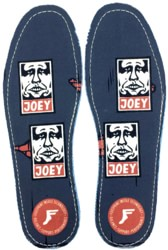 Footprint Kingfoam Flat Insoles - joey street art