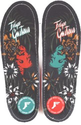 Footprint Game Changers Custom Orthotics Insole - felipe gustavo br