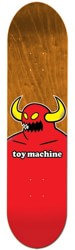 Toy Machine Monster 8.125 Skateboard Deck - orange