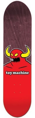 Toy Machine Monster 8.5 Skateboard Deck - view large