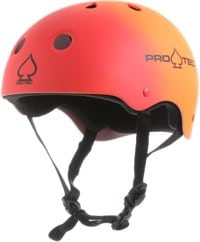 ProTec Classic Skate Helmet - red/orange fade