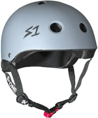S-One Lifer Dual Certified Multi-Impact Skate Helmet - grey matte
