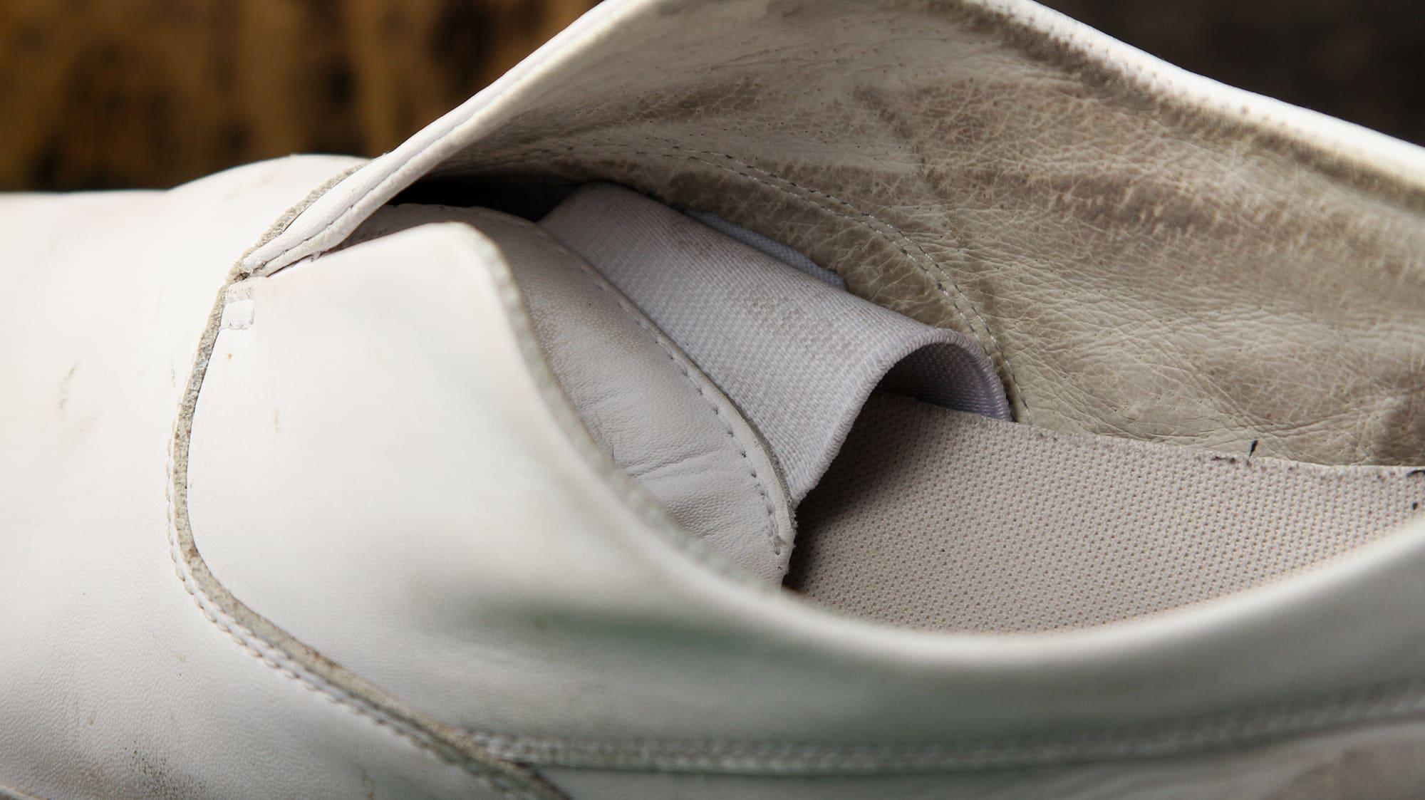 HUF Dylan Slip-On Skate Shoes Wear Test
