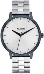 Nixon Kensington Watch - navy/silver