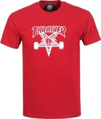 Thrasher Skate Goat T-Shirt - antique red