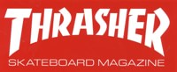 Thrasher Skate Mag Super 10