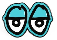 Krooked Eyes Pin