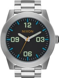 Nixon Corporal SS Watch - black/multi