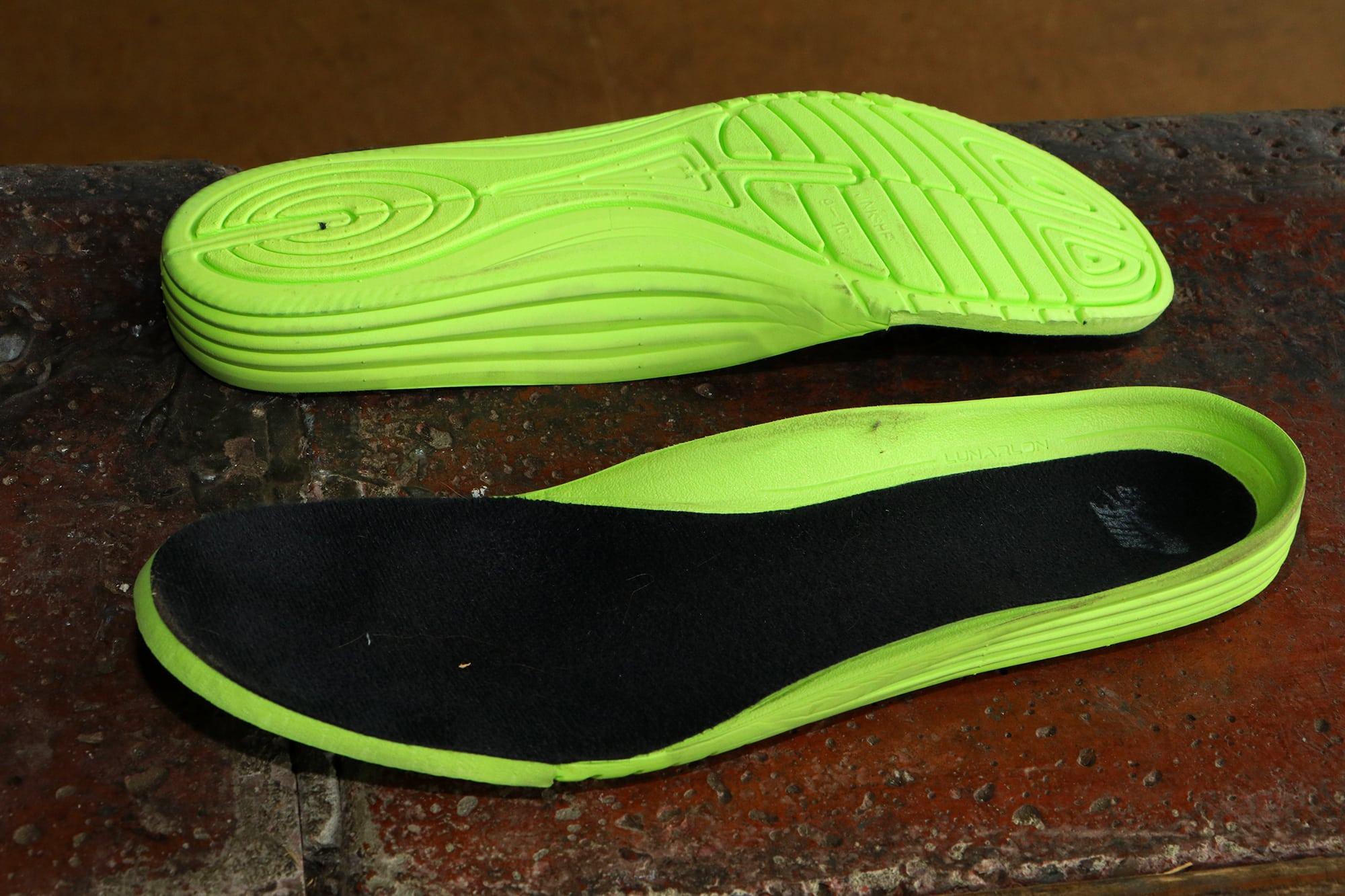 Nike Semelle Verte Janoski De