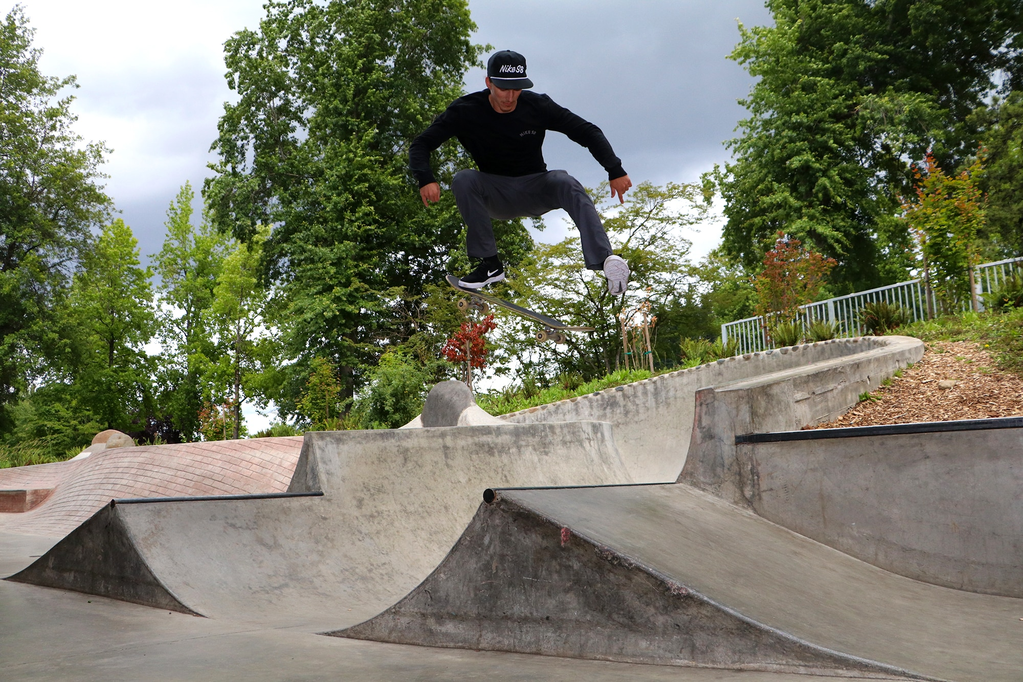 carta colisión Benigno  Nike SB Janoski Hyperfeel Skate Shoes Wear Test Review | Tactics