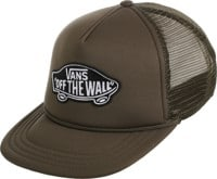 Vans Classic Patch Trucker Hat - grape leaf