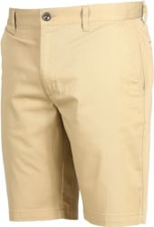 RVCA Week-End Stretch Shorts - khaki