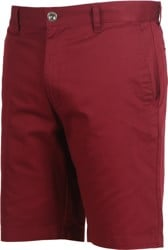 RVCA Week-End Stretch Shorts - tawny port