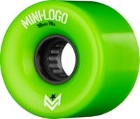 Mini Logo A.W.O.L. A-Cut Skateboard Wheels - green (78a)